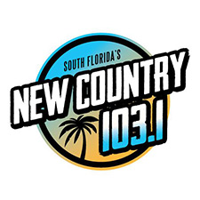 103.1 So Fla New Country Logo
