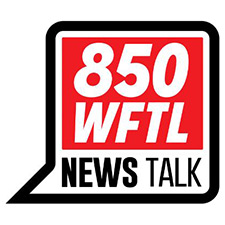 850 WFTL News Talk Logo