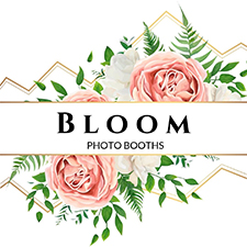 Bloom Photo Booths Logo