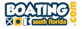 Boating South Florida Logo
