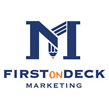 First On Deck Marketing Logo