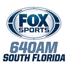 Fox 640 AM So Fla Logo