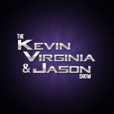 The Kevin Virginia and Jason Show Logo